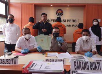 Polisi Tangkap 3 Tersangka Kasus Money Laundry yang Rugikan Bank Rp 7,9 Miliar