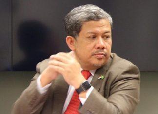 Wakil Ketua Umum Partai Gelora Fahri Hamzah