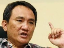 Ketua Badan Pemenangan Pemilu Partai Demokrat Andi Arief