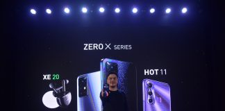 Infinix Zero X Series