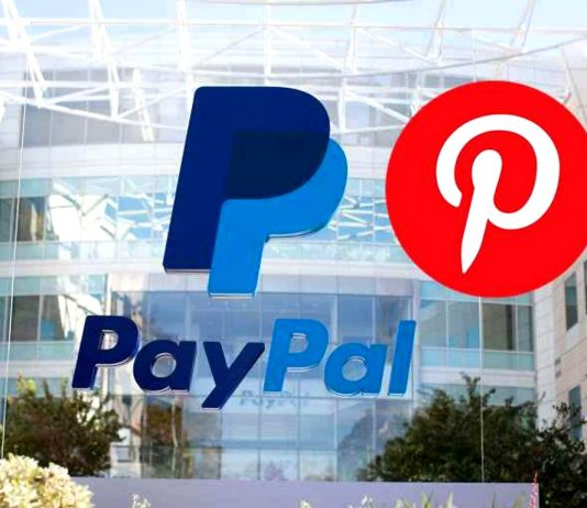 Paypal akan mengakuisisi Pinterest