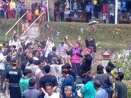 Festival Dara Ngindang ke-2 di Desa Lendang Belo, Kecamatan Montong Gading, Kabupaten Lombok Timur, Kamis, 21 Oktober 2021.