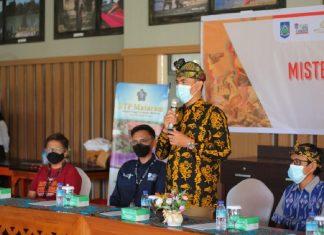 Kadispar NTB Buka Ajang Mister Tourism yang Diikuti 27 peserta